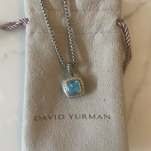 David Yurman Albion Pendate Necklace